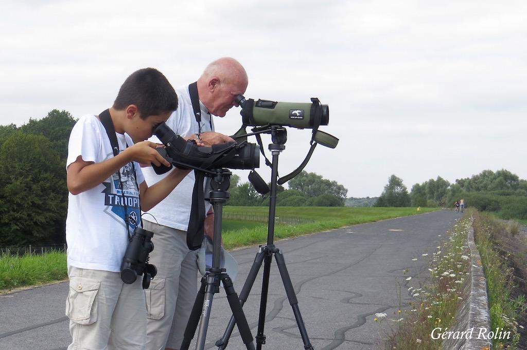 Faîtes découvrir la nature à vos enfants et petits-enfants