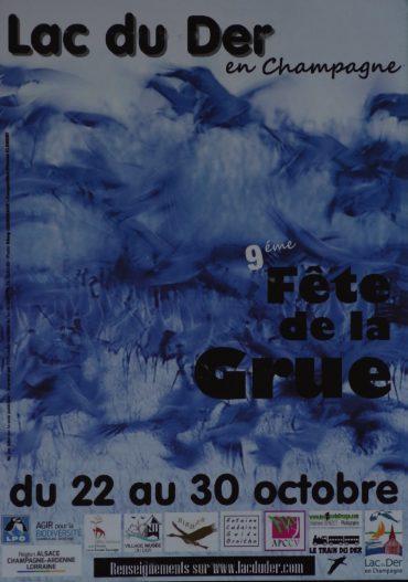 Fête de la Grue: du 22 au 30 octobre /  Crane Festival: October 22-30.